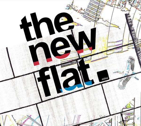 velvetmade miinu The New Flat carpet product catalog design thumbnail