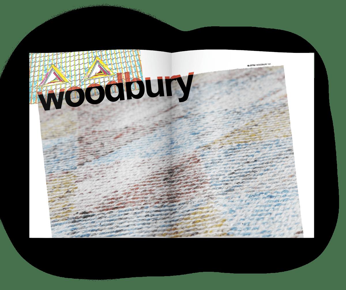 velvetmade miinu The New Flat carpet product catalog design