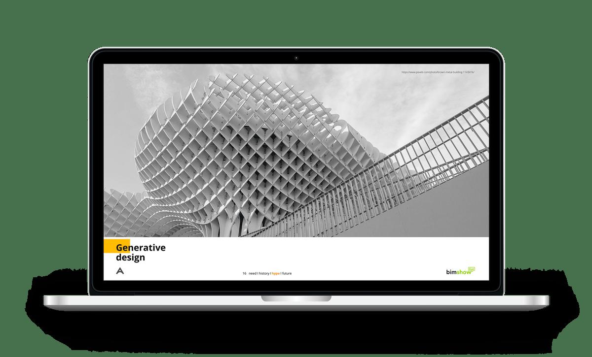 velvetmade Archilizer architectural powerpoint presentation mockup